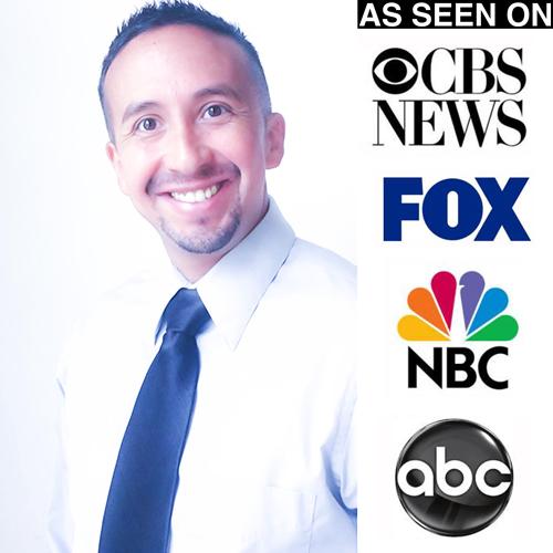 Marcelo Oleas on CBS, FOX, NBC, & ABC